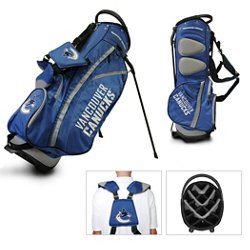 Vancouver Canucks Fairway 14-Way Stand Golf Bag