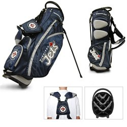 Winnipeg Jets Fairway 14-Way Stand Golf Bag