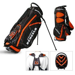 Cincinnati Bengals Fairway 14-Way Golf Stand Bag