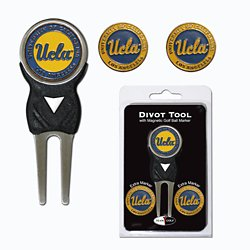 Team Golf University of California, Los Angeles Divot Tool and Ball Marker Set