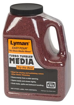 Lyman Tufnut 3 lb Case Cleaning Media