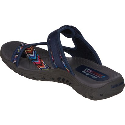 0f61c2e97ae8 ... SKECHERS Women s Reggae - Zig Swag Sandals. Women s Sandals   Flip Flops.  Hover Click to enlarge. Hover Click to enlarge. Hover Click to enlarge