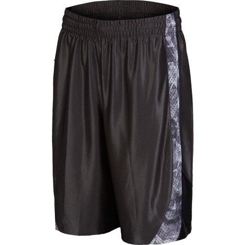 BCG Men's Mesh Piecing Basketball Short