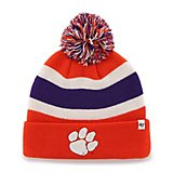'47 Men's Clemson University Breakaway Cuff Knit Hat