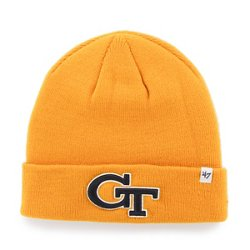 '47 Men's Georgia Tech Raised Cuff Knit Hat