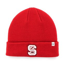 '47 Men's North Carolina State University Raised Cuff Knit Hat