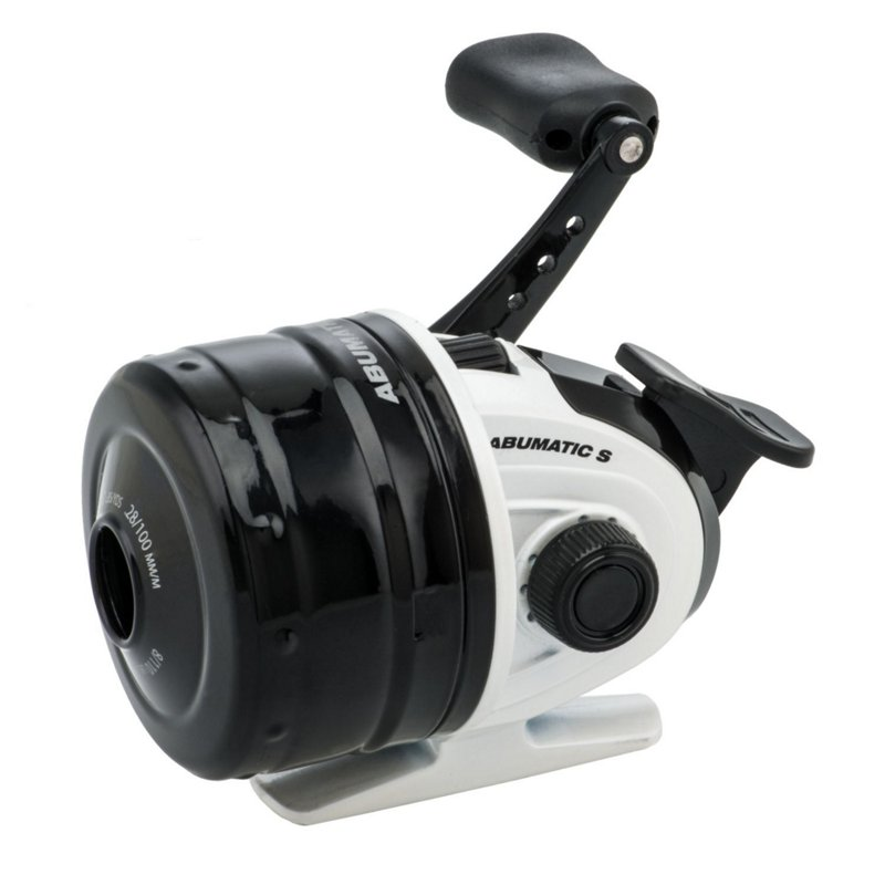 Abu Garcia Abumatic S Spincast Reel Convertible, Large - Spincast Reels at Academy Sports thumbnail