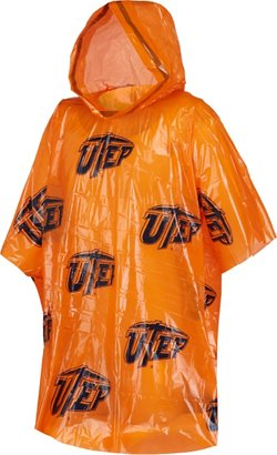 Storm Duds Men's University of Texas at El Paso Lightweight Stadium Rain Poncho