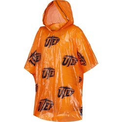Men's University of Texas at El Paso Lightweight Stadium Rain Poncho
