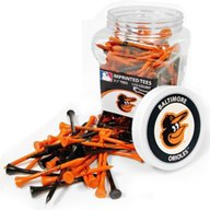 Team Golf Baltimore Orioles Tees 175-Pack
