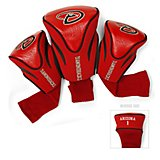 Team Golf Arizona Diamondbacks Contour Sock Head Covers 3-Pack