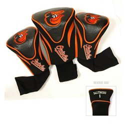Baltimore Orioles Contour Sock Head Covers 3-Pack