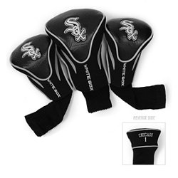 Chicago White Sox Contour Sock Head Covers 3-Pack