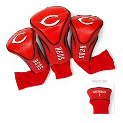 Cincinnati Reds Contour Sock Head Covers 3-Pack