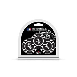 Chicago White Sox Poker Chip and Golf Ball Marker Set