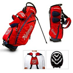 Washington Nationals Fairway 14-Way Stand Golf Bag