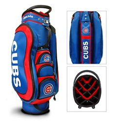 Chicago Cubs Medalist 14-Way Cart Golf Bag