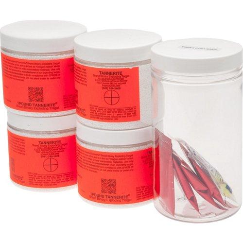 Tannerite® 1 lb. Binary Brick Targets 4-Pack
