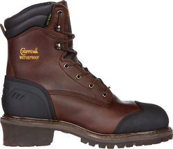 Men's Oiled Insulated EH Steel Toe Lace Up Work Boots