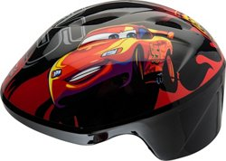 Cars Toddlers' Classic McQueen Bike Helmet
