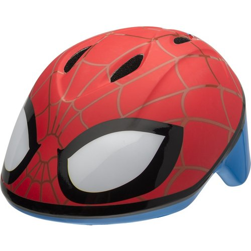 Marvel Toddlers' Spider-Man Spidey Eyes Bike Helmet
