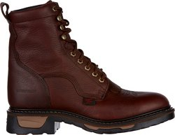 Men's Briar Pitstops TLX Waterproof Western Work Boots
