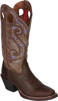 Tony Lama Women's Bridle Shiloh 3R Western Boots