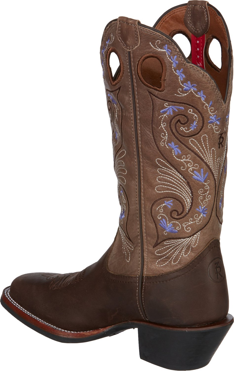 Tony Lama Women's Bridle Shiloh 3R Western Boots - view number 2