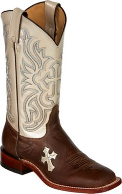 Tony Lama Women's Tuscan Goat San Saba Western Boots