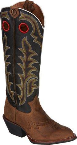 Men's Crazy Horse 3R Western Boots