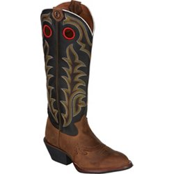 Men's Crazy Horse 3R Western Boots