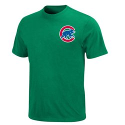 Majestic Men's Chicago Cubs Official Wordmark T-shirt