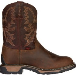 Kids' Crazy Horse TLX Western Work Boots