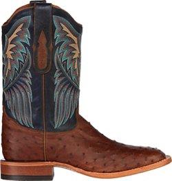 Tony Lama Men's Kango Lux Label Ostrich Western Boots