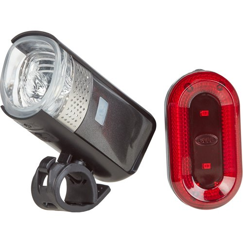 Bell Lumina USB LED Bicycle Light Set
