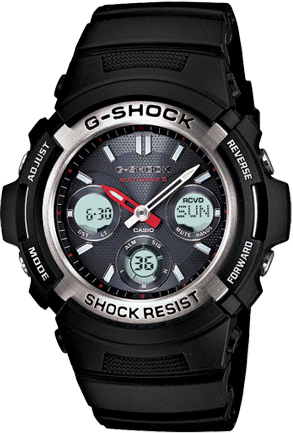 ca7a098d8129 Casio Men s G-Shock Analog Digital Watch