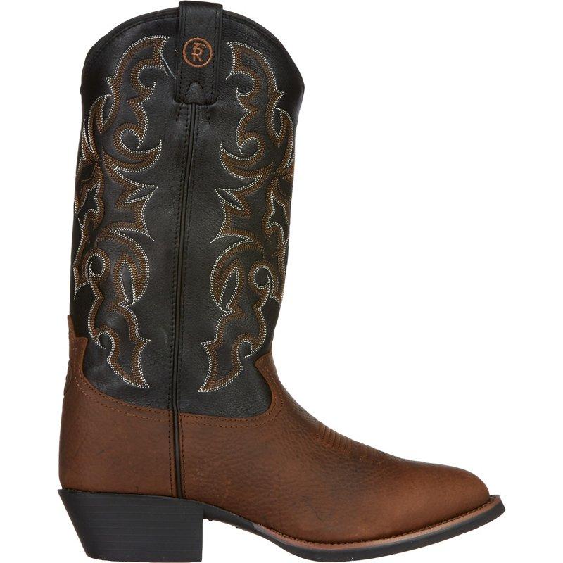 Justin Boots Jb1100 10ee Justin Mens Farm Ranch Rnd Cow