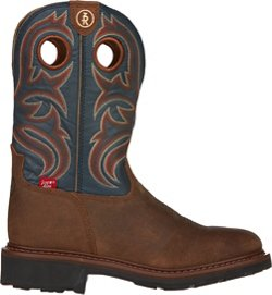 Men's Crazy Horse Buffalo 3R Work Boots