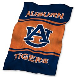 Logo™ Auburn University Ultrasoft Blanket