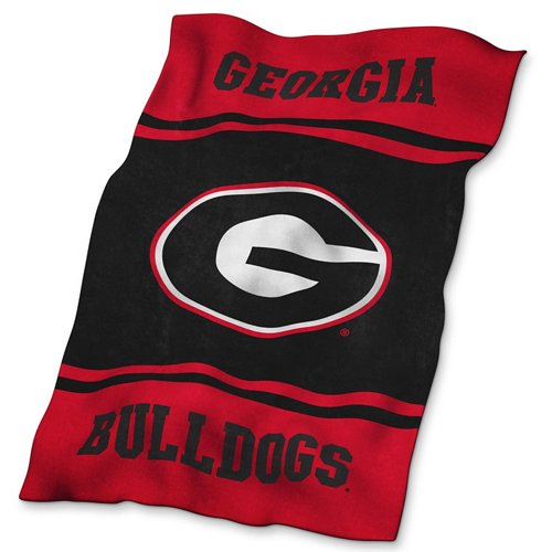 Logo™ University of Georgia Ultrasoft Blanket