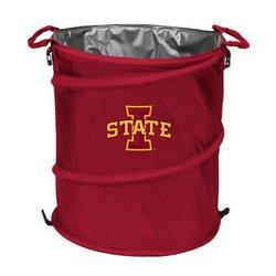 Logo™ Iowa State University Collapsible 3-in-1 Cooler/Hamper/Wastebasket