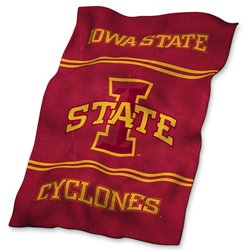Logo™ Iowa State University Ultrasoft Blanket