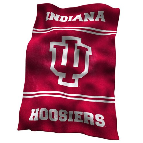 Logo™ Indiana University Ultrasoft Blanket