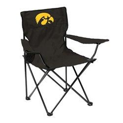 Logo™ University of Iowa Quad Chair