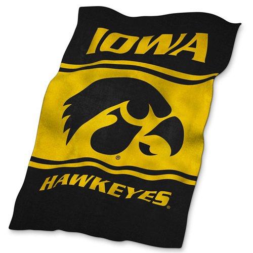 Logo™ University of Iowa Ultrasoft Blanket