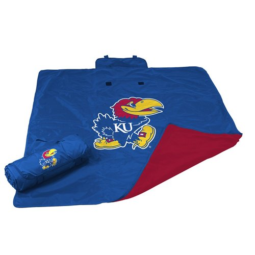 Logo™ University of Kansas All-Weather Blanket