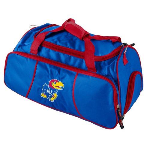 Logo™ University of Kansas Athletic Duffel Bag