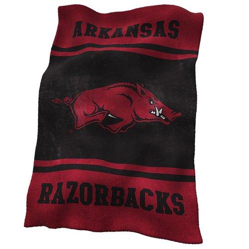 Logo™ University of Arkansas Ultrasoft Blanket