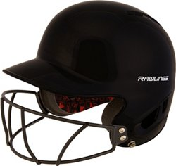 Youth MLB Authentic Style T-Ball Batting Helmet with Faceguard