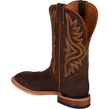 8cdb0a1723c Tony Lama Men's Worn Goat Americana Western Boots
